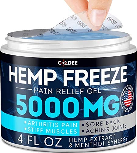 Coldee Pain Relief Hemp Oil product image