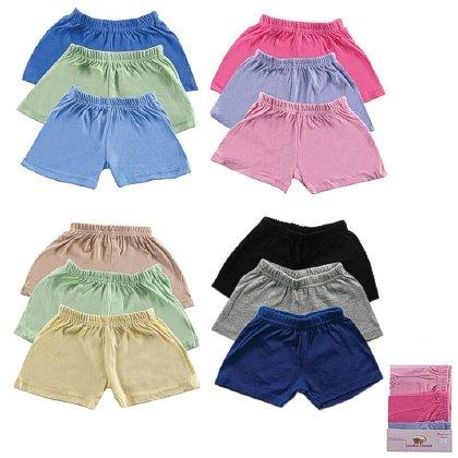 Shorts 3pk