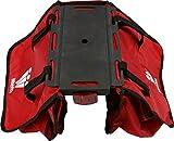 Weehoo Rack & Pannier Adventure Kit Red, One Size
