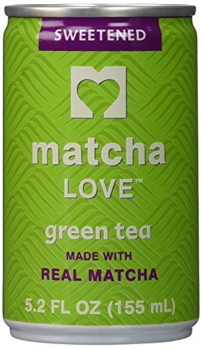 Matcha Love Green Sweetened Ounce product image