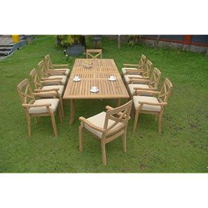 51pYvIaQz-L._SS300_ Teak Dining Tables & Teak Dining Sets