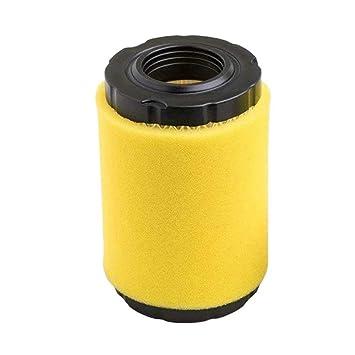 JUMBO FILTER Filtro de Aire Compatible con Briggs y Stratton 796031 594201 Filtro de Aire de Recambio para Filtro de Espuma prefiltro Compatible Oregon ...