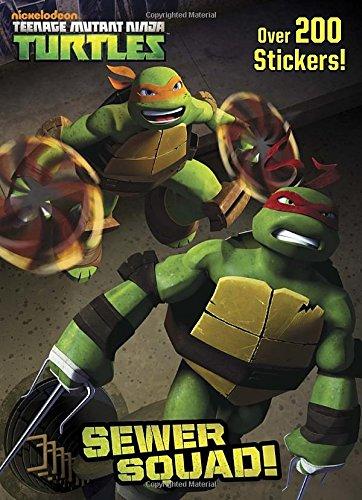 SEWER SQUAD TEENAGE MUTANT NI Teenage Mutant Ninja Turtles ...