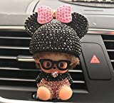 Car Perfume Diamond Jewelry Export Doll Car Air Conditioning Car...