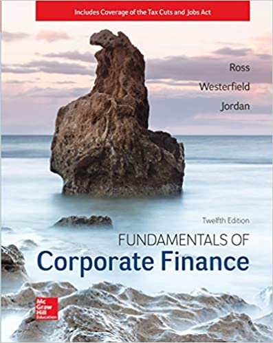 Fundamentals of Corporate Finance by Ross/Westerfield