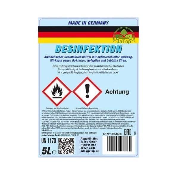 Desinfektionsmittel-5-Liter-Kanister-gegen-behllte-Viren-Flchendesinfektion-Flchen-Desinfektion-Ethanol-basis