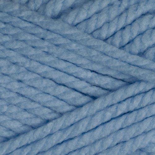 Bernat Softee Chunky Yarn (28127) Baby Blue