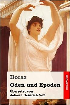 Book Oden und Epoden