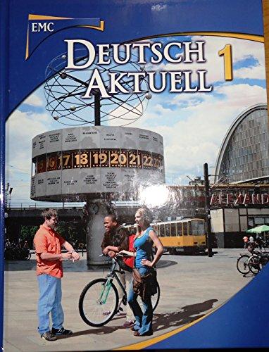 Deutsch Aktuell, Level 1, Grades 7-12
