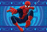 Soft and Non-slip Back Marvel Ultimate Spiderman Area Rug...