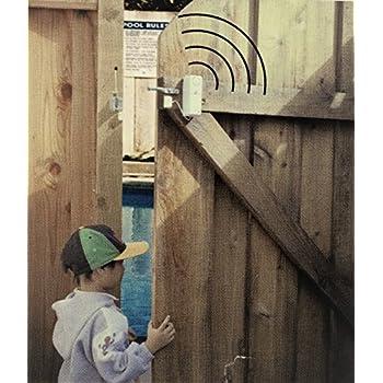 Amazon Com Sentinel Door Gate Alarm Ul2017 Garden