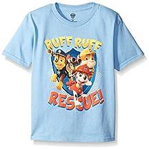 Nickelodeon Boys' Paw Patrol Graphic Short Sleeve T-Shirt