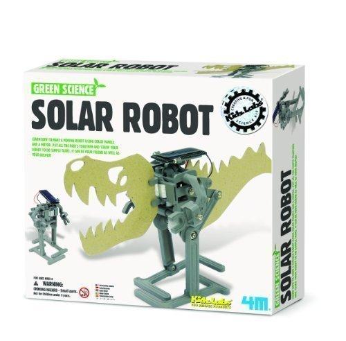 4M Solar Robot Kit Model: 3797 by Toys & Child