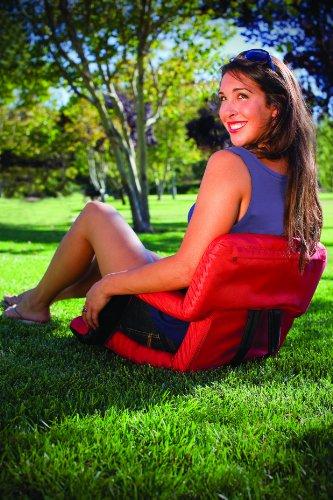 Picnic Time Portable Ventura Reclining Stadium Seat