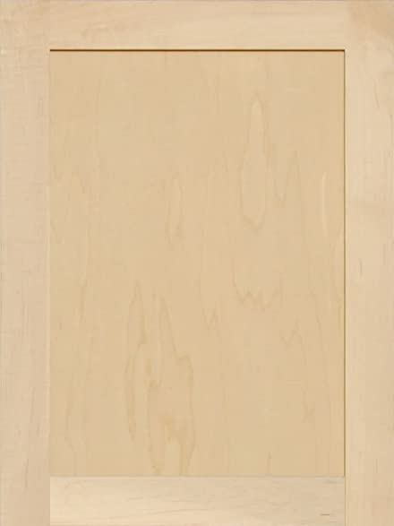 Unfinished Maple Shaker Cabinet Door By Kendor 24h X 18w Amazon