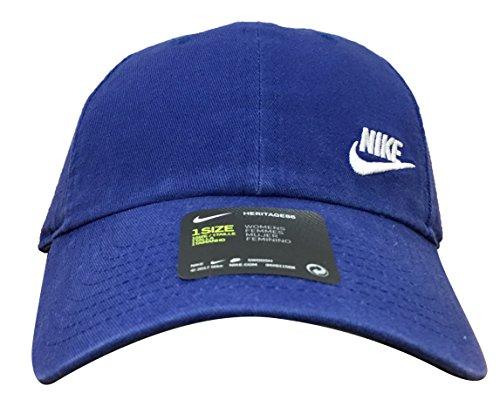 Kappe Indigo White Damen Nike Twill H86 tIw16v6qp