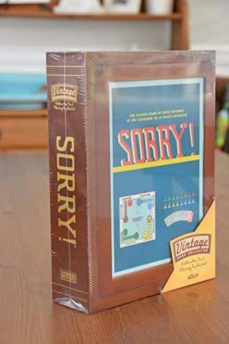 sorry board game parker brothers - 8