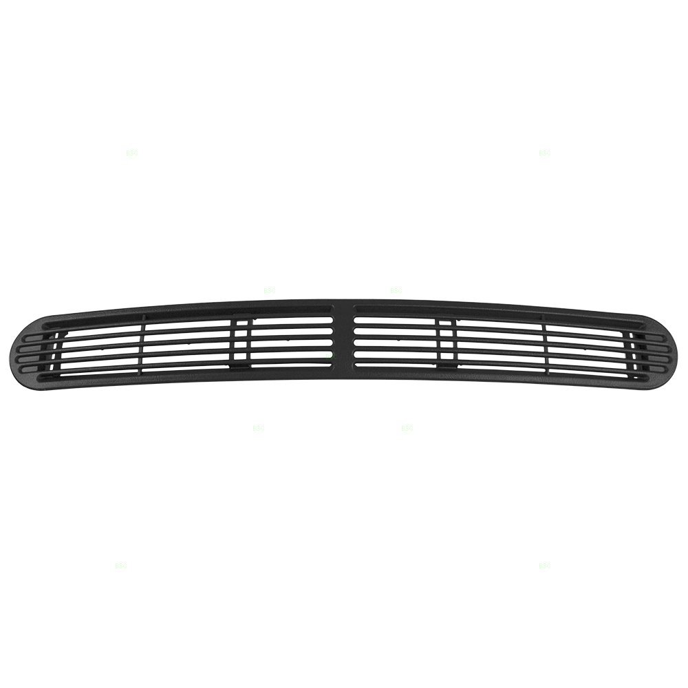 Dash Defrost Vent Cover Grille Panel Dark Gray Graphite Replacement for  Chevrolet GMC Oldsmobile SUV Pickup Truck 15046436