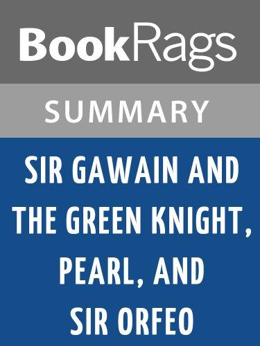Amazon summary study guide sir gawain and the green knight summary study guide sir gawain and the green knight pearl and sir orfeo fandeluxe Gallery