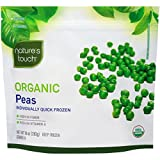 Nature's Touch Organic Vegetables, Peas 10 oz. (8 Count)