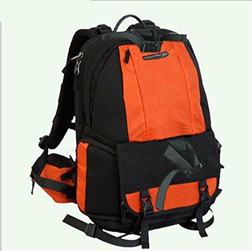 Z&HXsacchetto di spalla casuale impermeabile moda multifunzionale Fotografia borse fotocamera reflex , orange