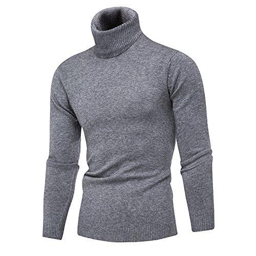 Jdfosvm männer - Pullover Herbst männer ist Reiner Alkohol Pullover und männer - Pulli,dunkelgrau,XL