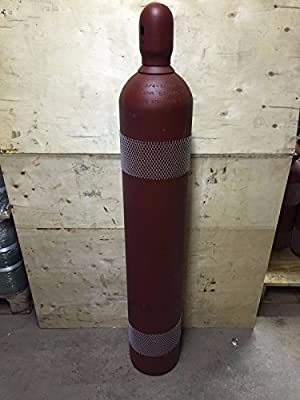 250 CF Welding Cylinder tank bottle Argon Nitrogen Argon/CO2 Helium - EMPTY
