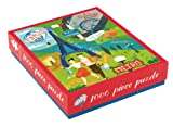 Paris 1000 Piece Puzzle, , 0735332673