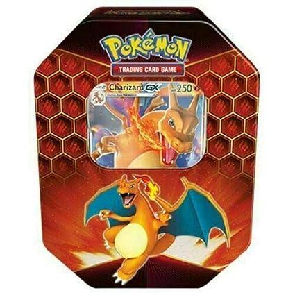 Amazon.com: Pokémon TCG: Lata de destinos ocultos: Toys & Games