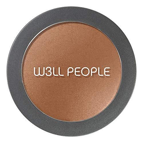 W3LL PEOPLE – Natural Bio Baked Bronzer Powder | Clean, Non-Toxic Makeup
