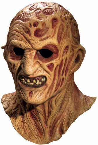 Deluxe Freddy Mask Costume -