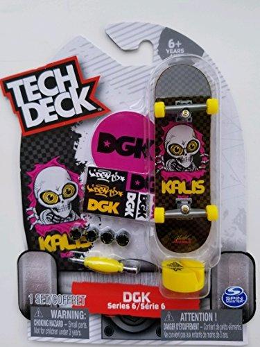 Tech Deck DGK Ultra Rare Josh Kalis Series 6