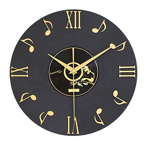 JustNile Modern Creative Round Clock