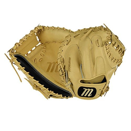 - Marucci Founders Series Catcher's Mitten, Camel, 33