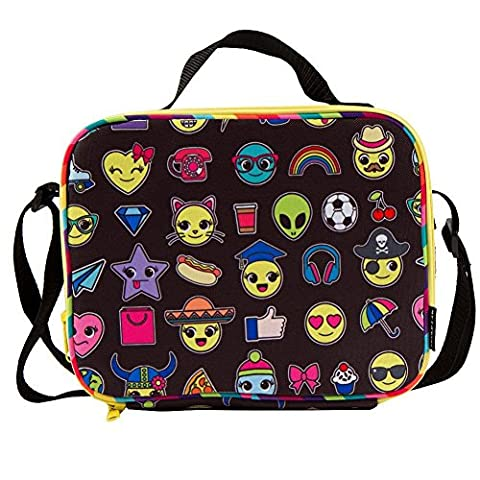 Fashion Angels Style.Lab Emoji Insulated Lunch Tote (Ghost Busters 12 Inch)