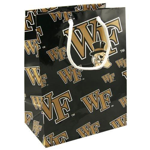 NCAA Wake Forest Demon Deacons Team Logo Gift Bag (Gift Bag Team Logo)