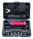 Astro Pneumatic Tool ADN38 XL Rivet Nut Drill Adapter Kit