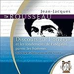 Discours sur l'origine - et les fondements de l'inégalité parmi les hommes | Jean-Jacques Rousseau