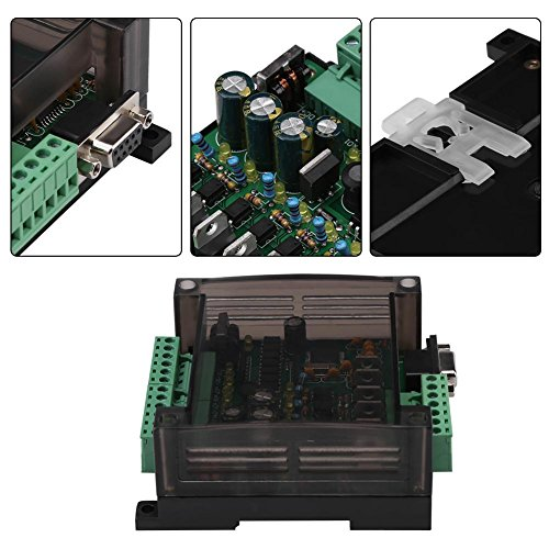 FX1N-14MT PLC Industrial Control Board Stepper Motor Motion Programmable Controller by Walfront (Image #6)