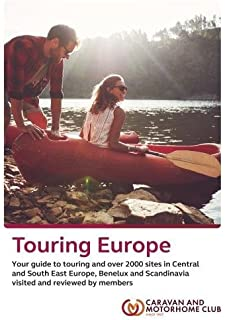 Caravan europe guide to sites and touring in spain and portugal.