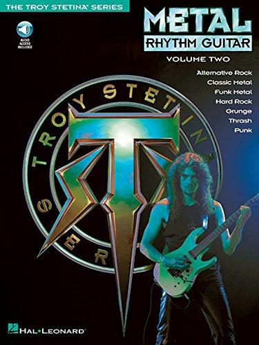 Metal Rhythm Guitar Vol. 2 (The Troy Stetina)