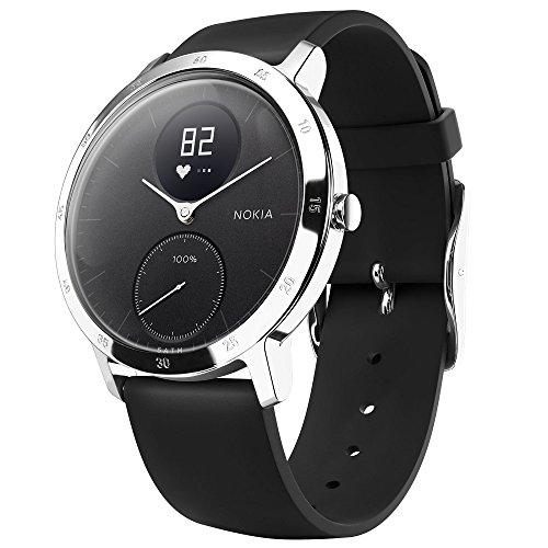 Nokia health Steel HR Reloj, Unisex Adulto: Amazon.es: Deportes y aire libre