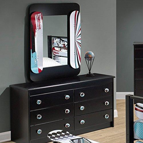 - Powell Furniture Kickflip Dresser