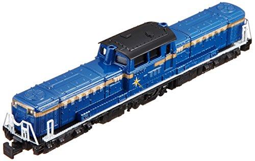 【NEW】 train N게이지 다이캐스트 스케일 모델 No.5 DD-51 북두별