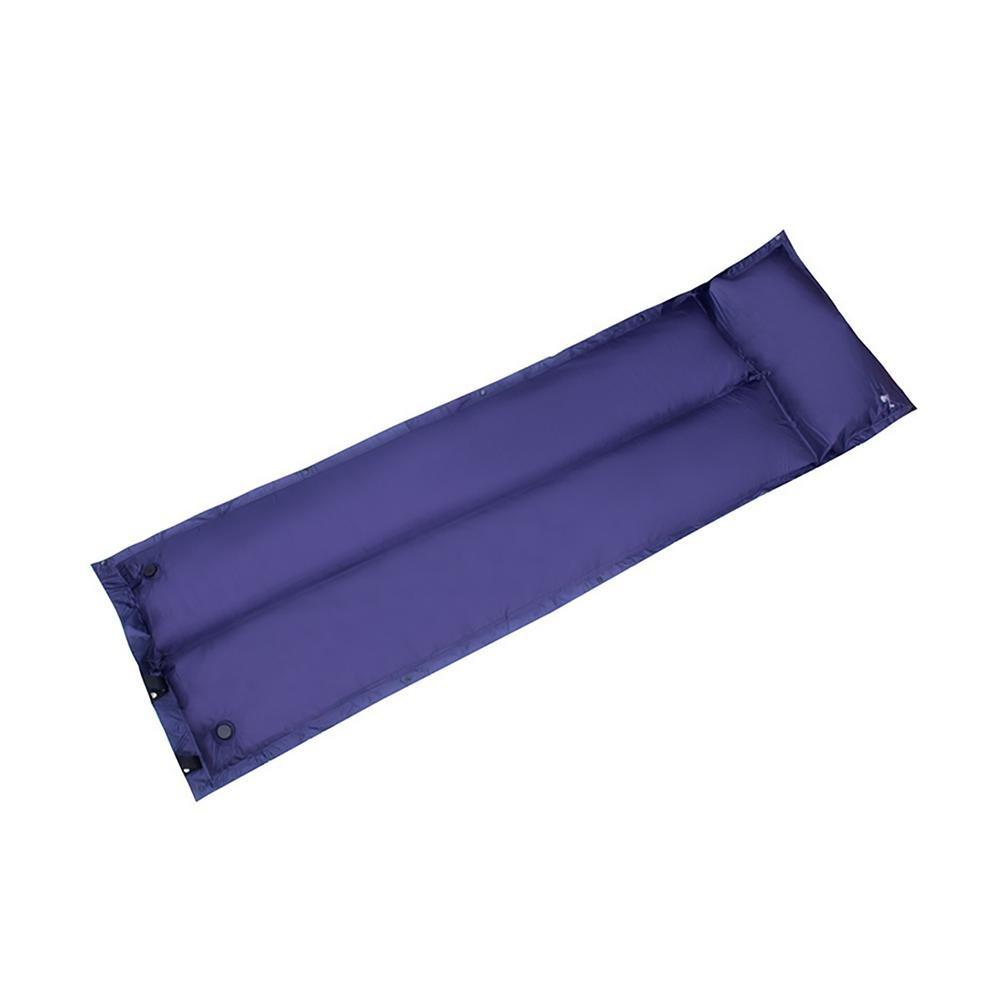 MIAO Automatische aufblasbare Auflage/Luftmatratzen, kann von einem einzelnen im Freien Feuchtigkeits-Auflage gefaltet werden