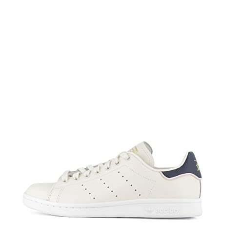Chaussures pour Femmes Adidas Originals Stan Smith BeigeBleu Marine B41600