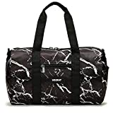 Vooray Roadie 16'' Small Gym Duffel Bag (Black Marble)