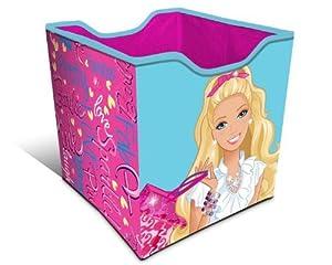 Awesome Barbie 40 Doll Storage Bin (2017 New Design)