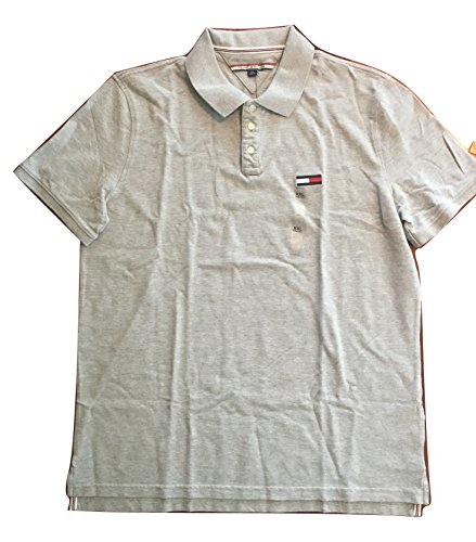 Tommy Hilfiger Men's Polo, Herren Poloshirt, Signature Polo, Size: 2X-Large