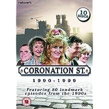 Coronation Street (1990 - 1999) - 10-DVD Box Set